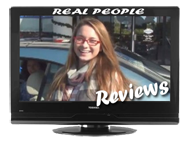 Watch Our Real People Reviews